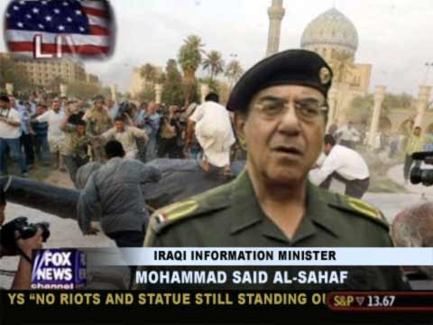 More Iraq Minister of Informationz
