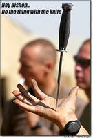 Knife Trick (Iraq War)