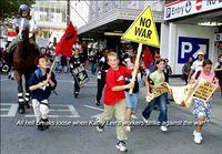 Child Labor (Anti War Protest)