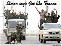 Simon Says: (Iraq War)