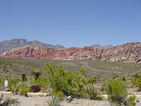 Red Rock Canyon!