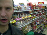 Me going insane looking at the wacky candy isle.